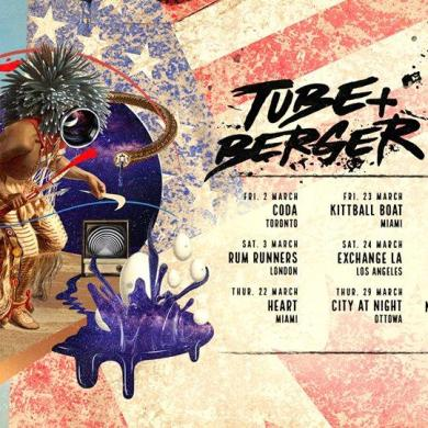 Tube & Berger North America Tour Miami