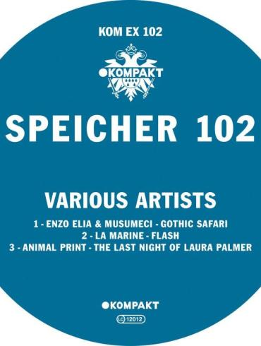 Kompakt Speicher 102 gothic safari enzo elia musumeci flash la marine the last night of laura palmer animal print