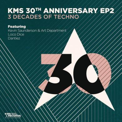 KMS 30th Anniversary EP Reveal Kevin Saunderson Art Department Loco Dice Positive Vibin' Feeling Of The Groove Dantiez