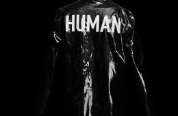 Steve Angello HUMAN raincoat