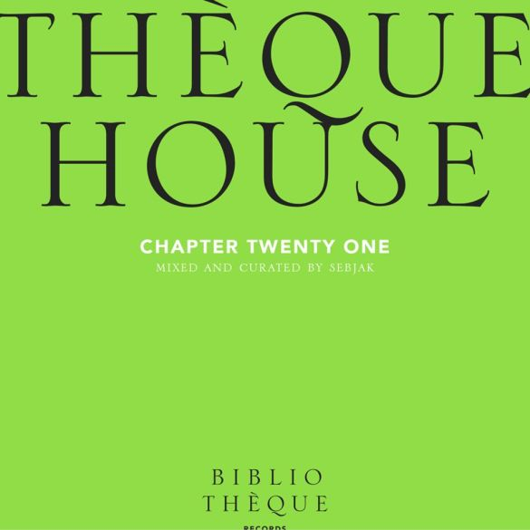 Sebjak THÈQUEHOUSE 21 podcast