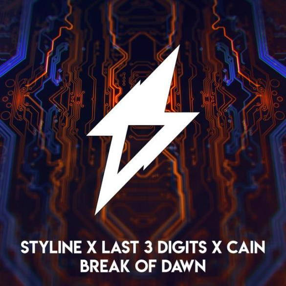 Styline CAIN Last 3 Digits Break Of Dawn The Power House