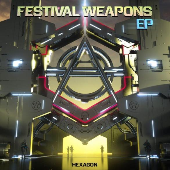 Matt Nash FaderX In My Head HEXAGON Festival Weapons EP