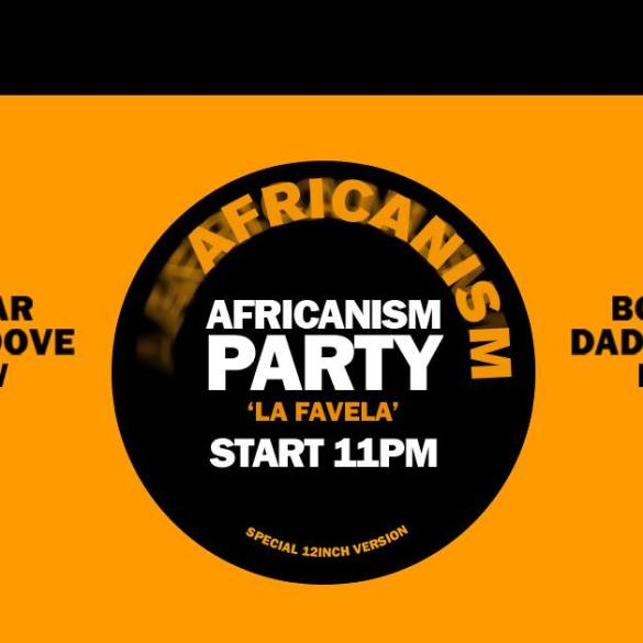 Bob Sinclar Africanism Amsterdam Dance Event ADE 2018 Daddy's groove