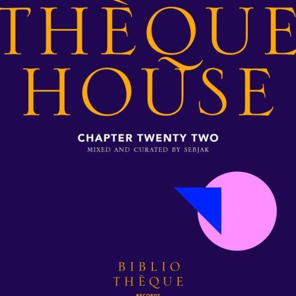 Sebjak THÈQUEHOUSE 22 Bibliothèque