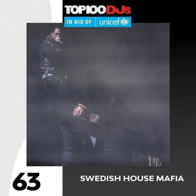 Swedish house Mafia DJ Mag 2018