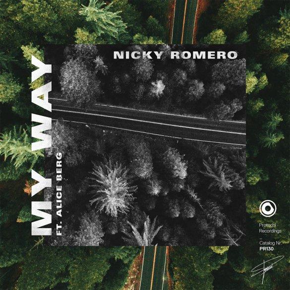 Nicky Romero My Way Alice Berg Protocol