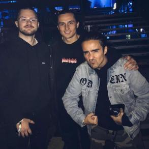 Dimitri Vangelis Wyman Corey James Heavy collaboration