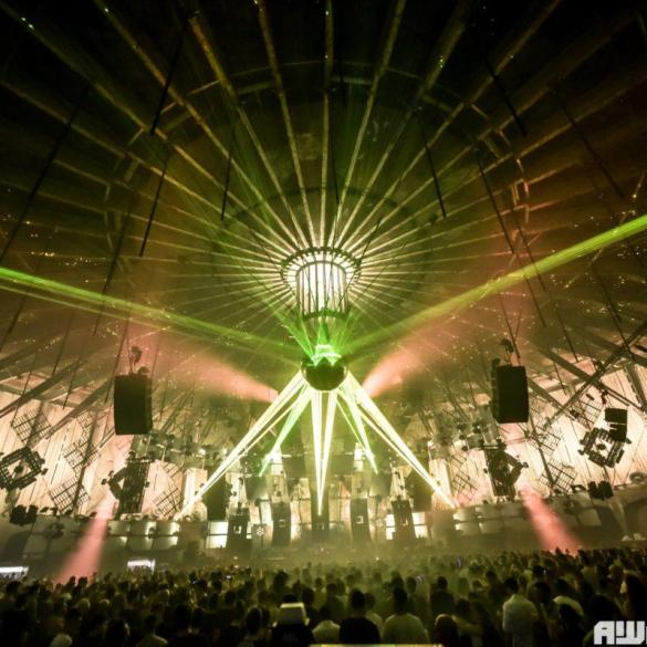 Awakenings New Year's Eve 2018