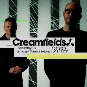 The Chemical Brothers creamfields uk 2019