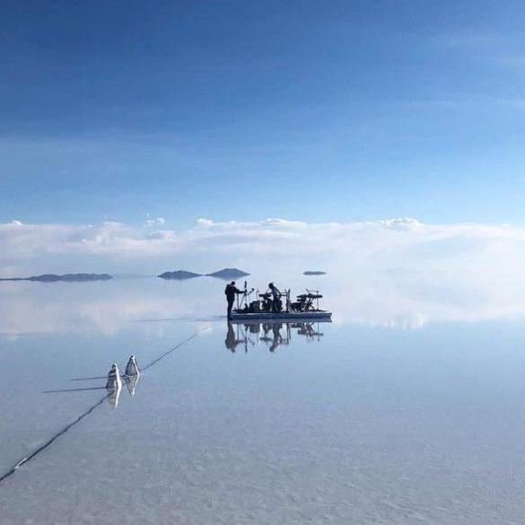 FKJ Cercle Salar de Uyuni Bolivia