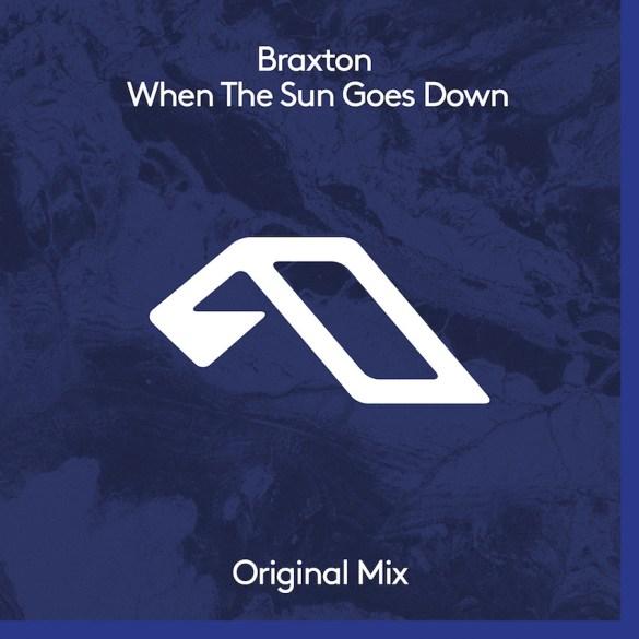 Braxton When The Sun Goes Down Anjunadeep