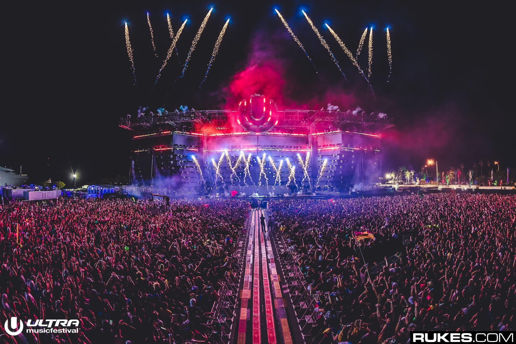 Ultra 2019 miami mainstage