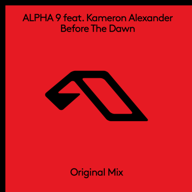 ALPHA 9 feat. Kameron Alexander - Before The Dawn Anjunabeats