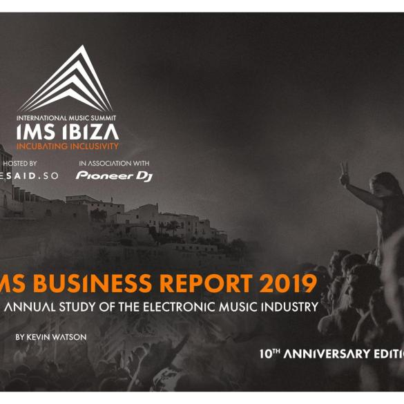 International Music Summit IMS Ibiza 2019 Business Report