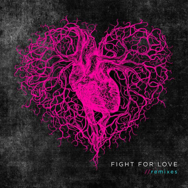 Fight For Love versus remix