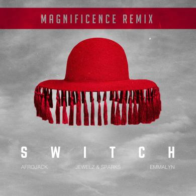 Afrojack - Switch (Magnificence remix)