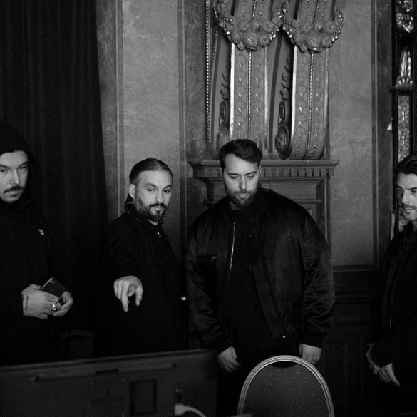 Alexander Wessely Swedish House Mafia Purgatorium exhibition Fotografiska