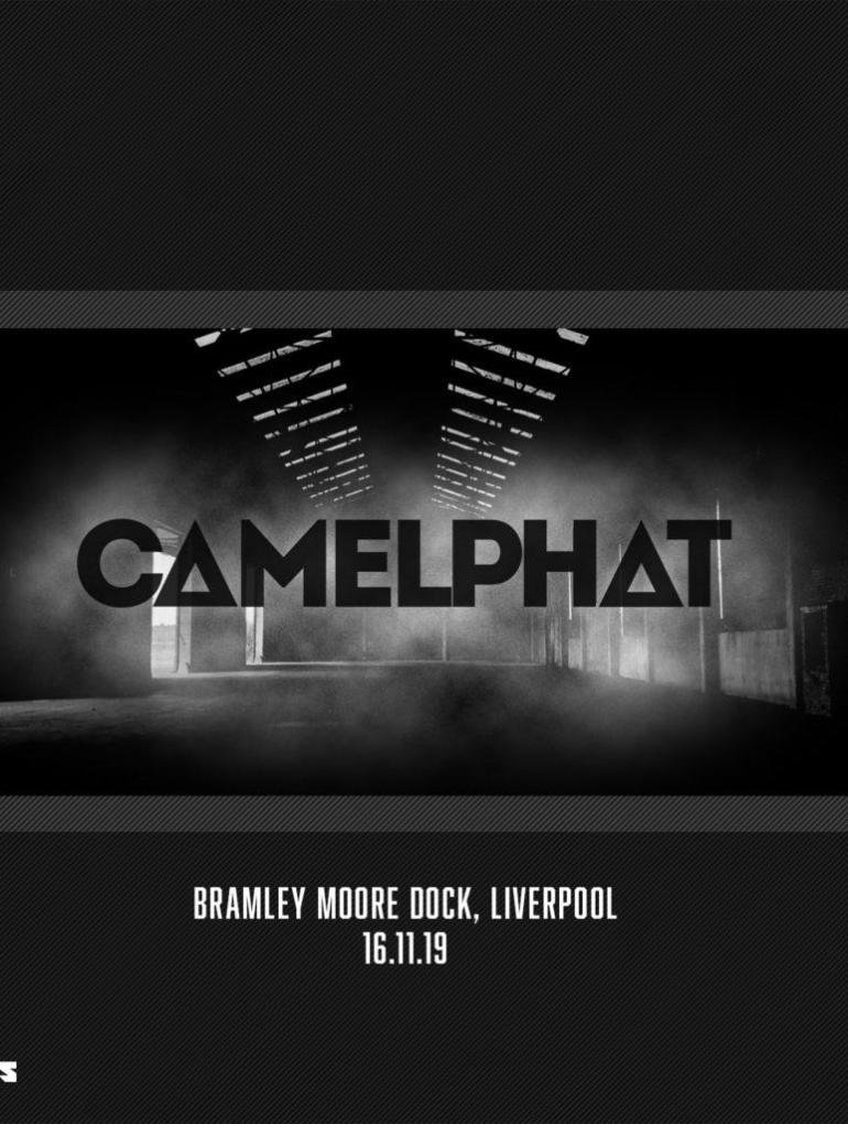 Cream Circus Camelphat Liverpool