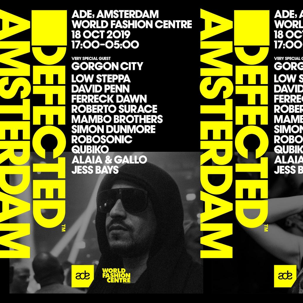 Defected ADE 2019