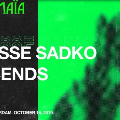Matisse & Sadko friends amsterdam dance event ade 2019