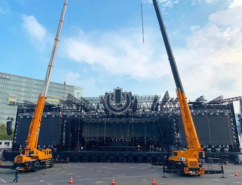 Ultra Japan 2019 mainstage