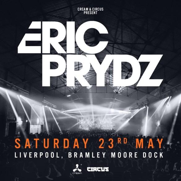 Eric Prydz Liverpool