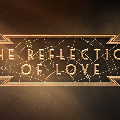 Tomorrowland 2020 The Reflection Of Love logo