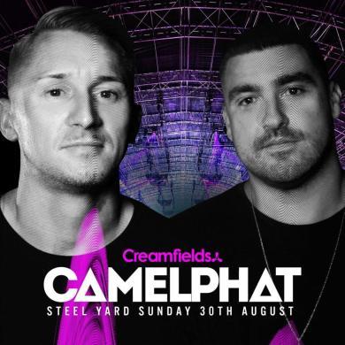 Camelphat Creamfields 2020 Steel Yard