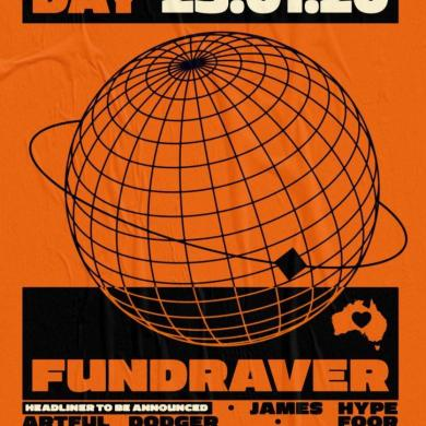 FUNDRAVER Omeara London Australia Day