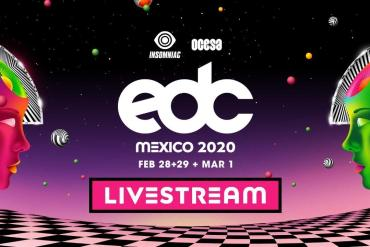 EDC Mexico 2020 Live stream Day 2
