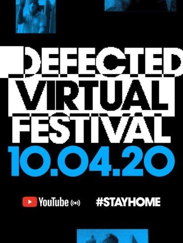 Defected Virtual Festival 3.0 Calvin Harris Love Regenerator