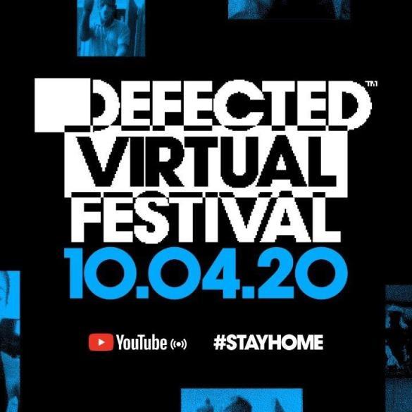 Defected Virtual Festival 3.0 Calvin Harris Love Regenerator