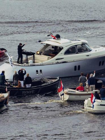Martin Garrix LIVE on Dutch waters