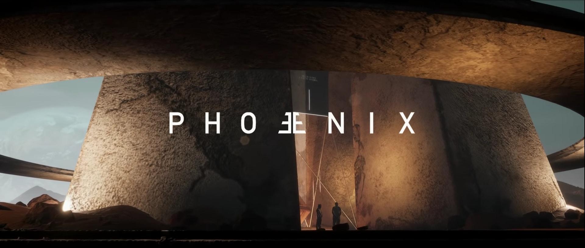 Mathame PHOENIX 3D Live Stream