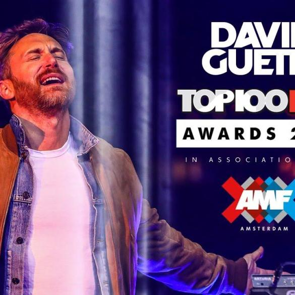 David Guetta TOP 00 DJs 2020
