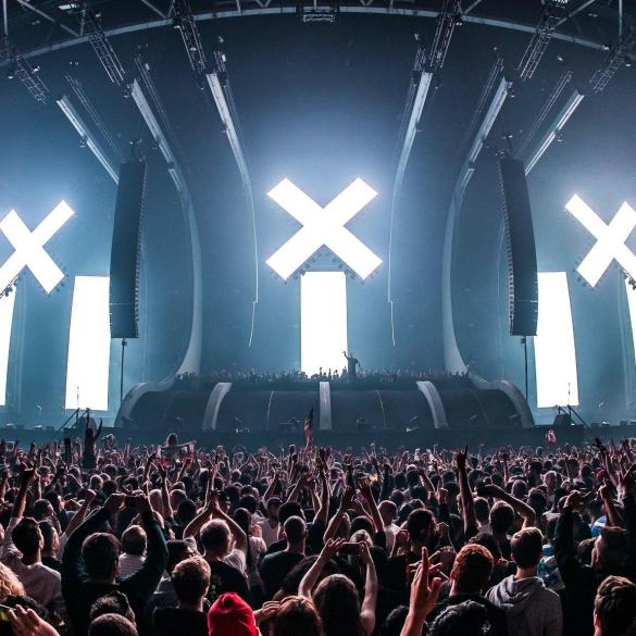 AMF 2018 stage