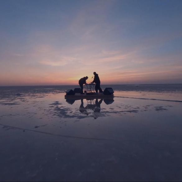 Nikola Melnikov & Max Sorokin Lake Elton Russia