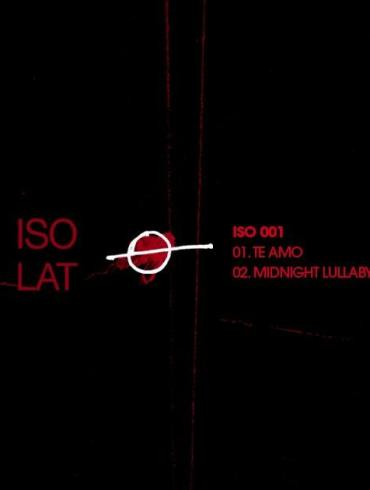 Michael Bibi ISO LAT cover