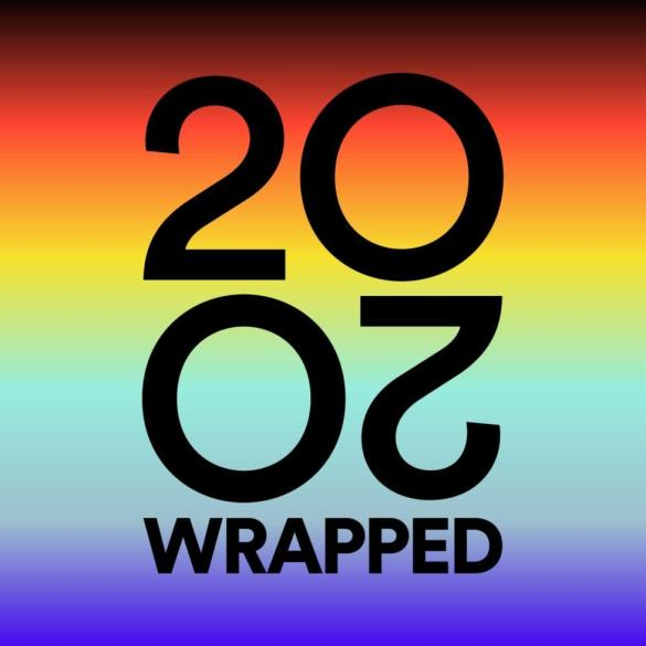 Spotify Wrapped 2020 global