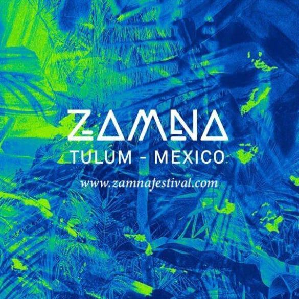 Zamna Tulum Festival Mexico