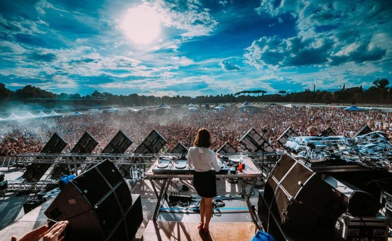 Decibel Open Air 2019 with Nina Kraviz