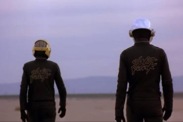 Daft Punk Epilogue