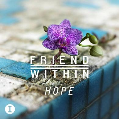 Friend Within Hope album cover