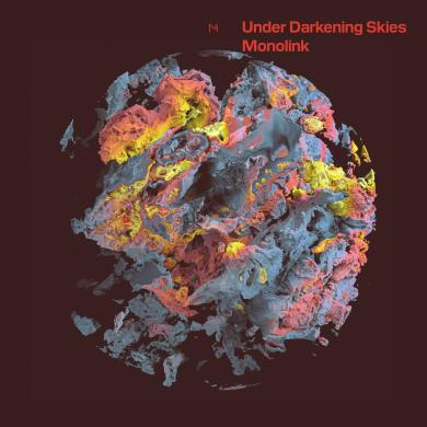 Monolink Under Darkening Skies cover art