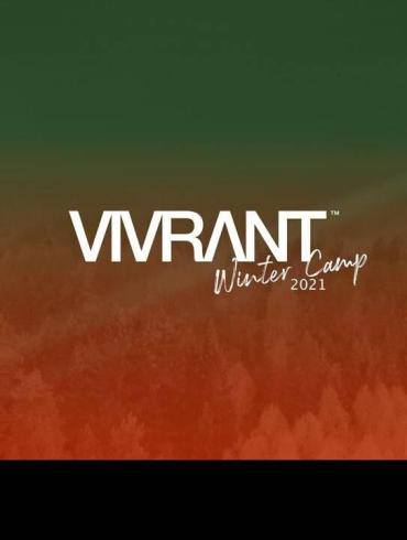Vivrant Winter Camp Flyer