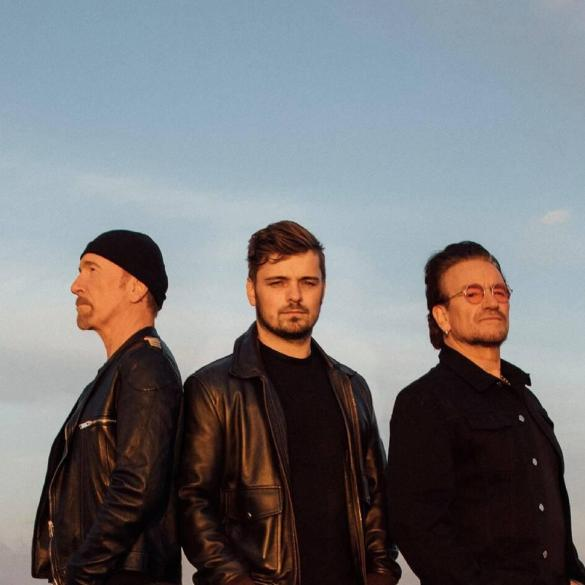 Martin Garrix, Bono and The Edge UEFA EURO 2020 'We Are The People'