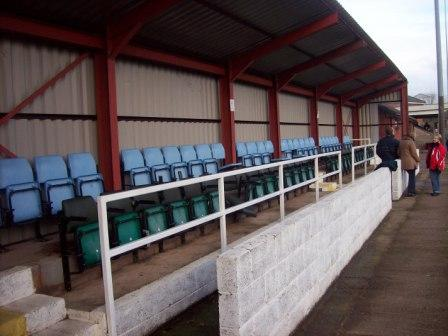 Coppice Colliery Ground stand