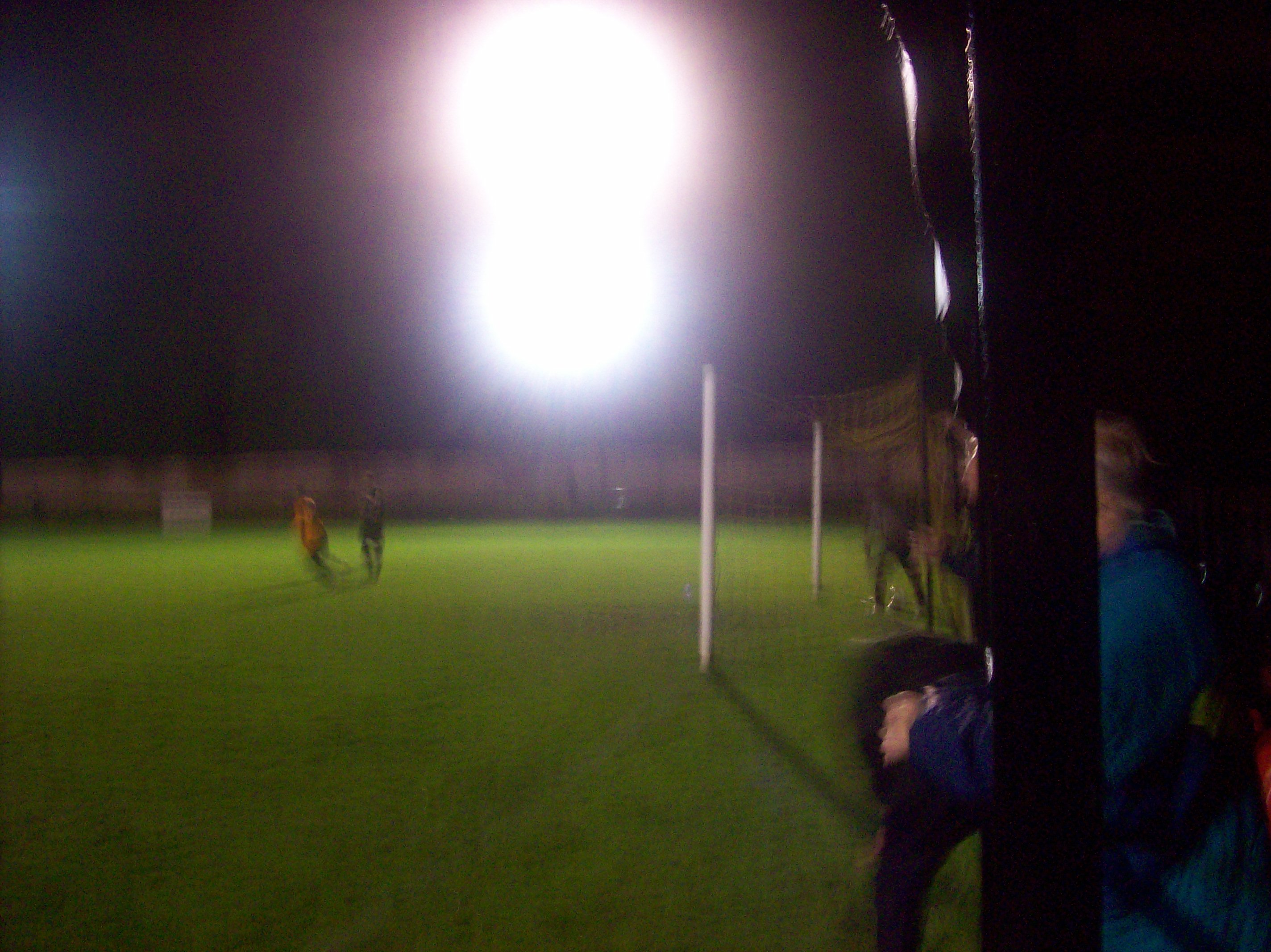The final penalty to take Meir into the next round of the FA Cup