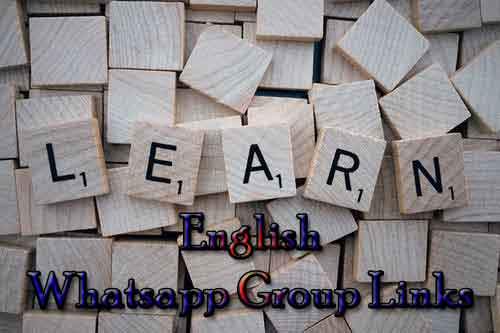 English Learning Whatsapp Group